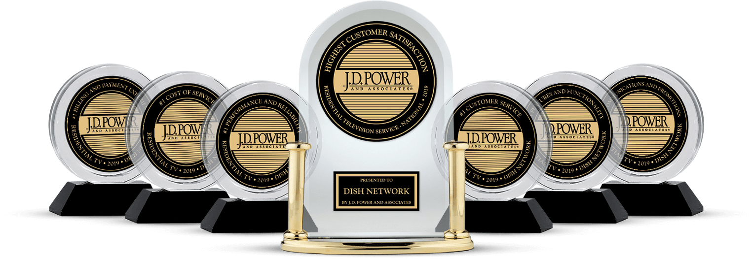 DISH Customer Satisfaction - Ranked #1 by JD Power - West Georgia Satellite in Carrollton, Georgia - DISH Authorized Retailer
